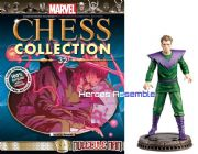 Marvel Chess Collection #32 Molecule Man & #33 Archangel Eaglemoss Publications